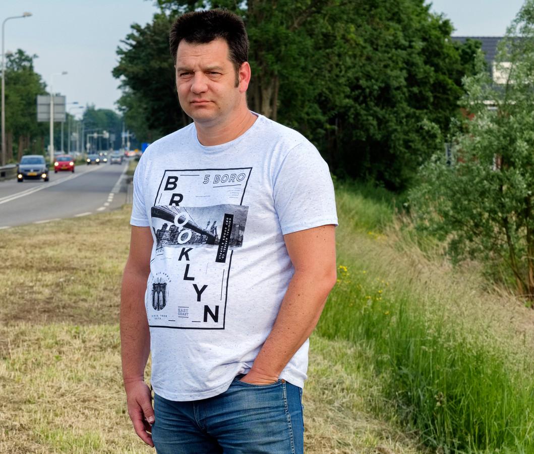 Marco (43) is betrokken geweest bij een dodelijk ongeluk.