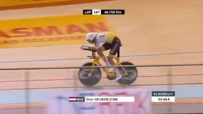 KOERS KORT (22/8). Aanval onbekende Nederlander op werelduurrecord Wiggins mislukt - De Plus naar LottoNL-Jumbo