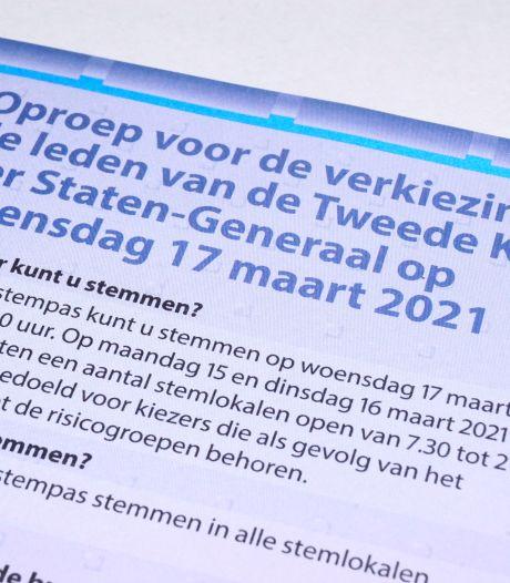Opwinding over onduidelijkheid stemlocatie in Apeldoorn: 'Op mijn pas staat locatie niet'