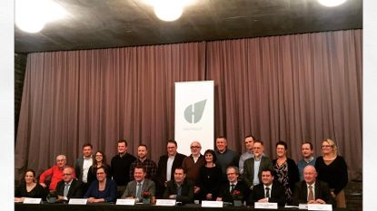 Zeven nieuwe gezichten in gemeenteraad