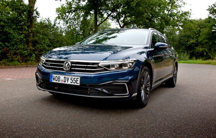 De GTE biedt net als elke Volkswagen Passat veel ruimte, maar rijdt ook zuinig.