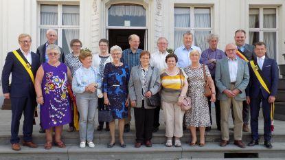 75-jarigen vieren voor zesde keer hun verjaardag samen