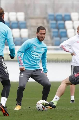 Eden Hazard opnieuw weken out: de waslijst aan blessures in Madrid wordt steeds langer