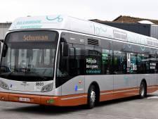 La STIB dévoile son premier bus à hydrogène