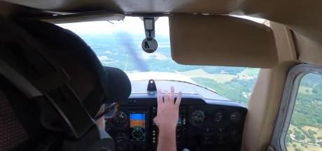 Un apprenti pilote tombe en panne de carburant et réalise un miraculeux atterrissage d'urgence