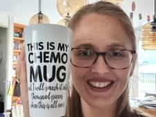 Saskia Maaskant telt af naar uitreiking Thea Beckmanprijs, ook al zit ze midden in loodzware chemokuren