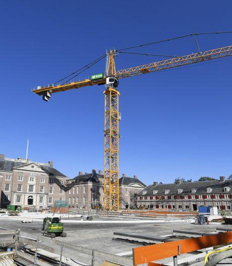 Paleis Het Loo pas medio 2022 weer open