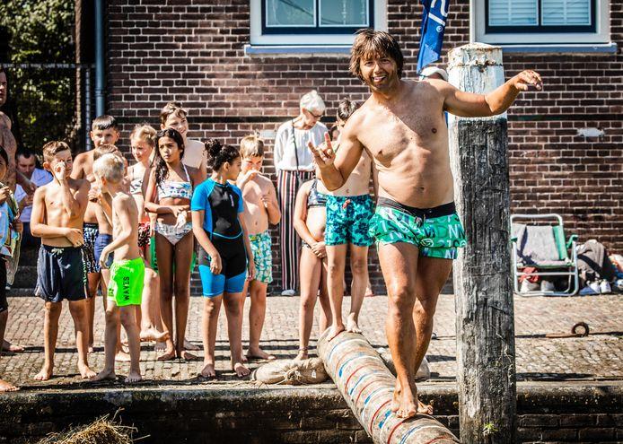 Deze week hakt organisator Danny Snaaijer de knoop door over het doorgaan van het NK sprietlopen in Puttershoek dit jaar.