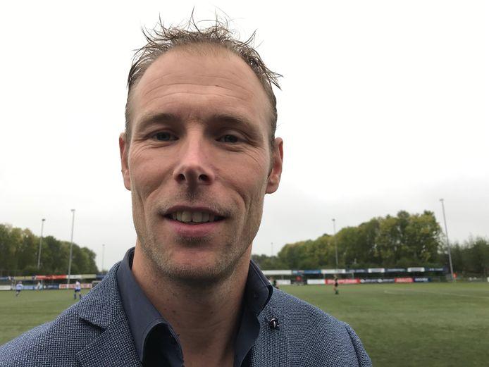 WNC-trainer Cor Prein.