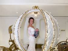 Beschuit met blauwe muisjes voor Ramona van Koonings The Wedding Palace: baby Robert geboren