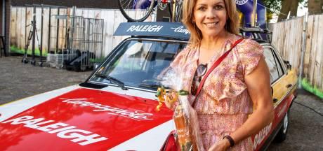 Wielerprominenten halen herinneringen op in Lierop: 'Ik rookte weleens een sigaretje'