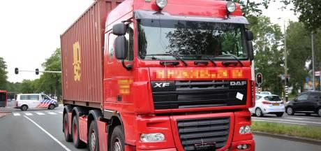 De weg van trucker Edwin M. naar z'n derde, fatale, aanrijding met motoragent Arno