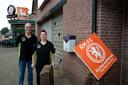 Robert en Miranda Klooken van (nu nog) de Smikkelcorner in Hengelo beginnen een restaurant in Gambia.