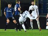 Atalanta na snelle rode kaart laat onderuit tegen Real Madrid
