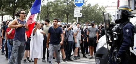 Nouvelle mobilisation contre le pass sanitaire en France samedi, plus de 150.000 manifestants attendus