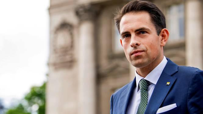 Tom Van Grieken zet Vlaams Belang Aalst onder curatele