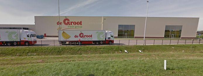 Het fruitimportbedrijf De Groot Fresh Group in het Nederlandse Hedel (provincie Gelderland).