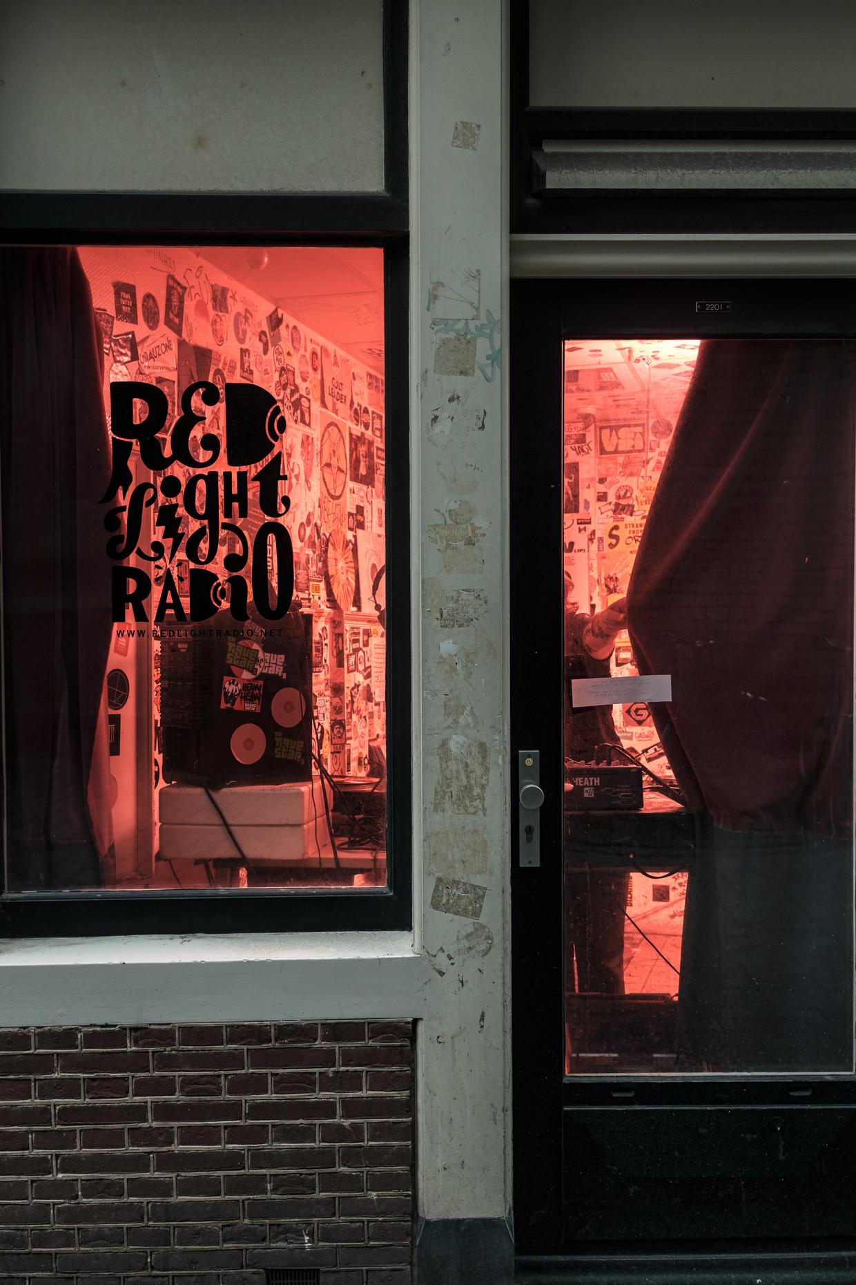 Red Light Radio.