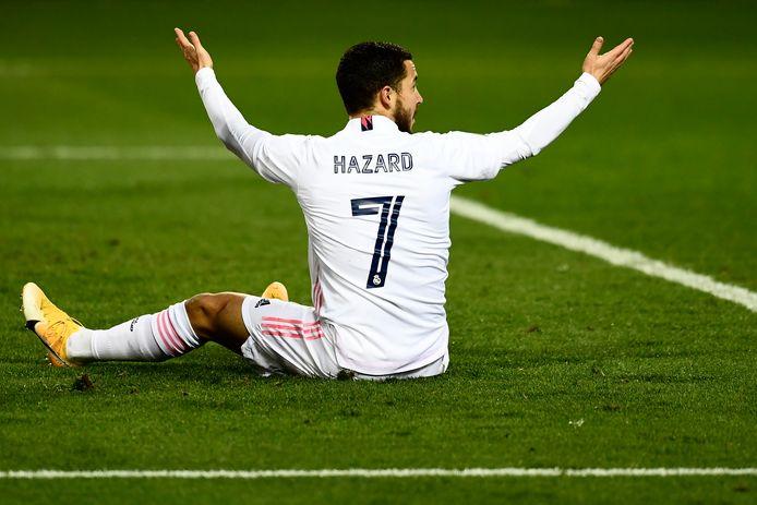 Nouvelle soirée compliquée pour Eden Hazard face à Bilbao