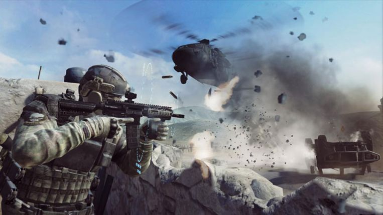 'Ghost Recon: Future Soldier' Beeld UNKNOWN