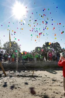 Steeds meer gemeenten hebben een ballonverbod of ontmoedigen het