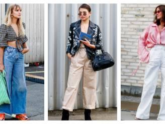 De korte blazer, 'second-skin' top en wijde broek: zo creëer je met die 3 stukken maar liefst 12 verschillende looks
