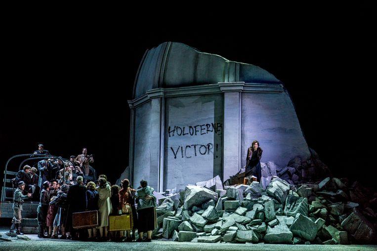 Juditha Triumphans van de Nationale Opera  Beeld Marco Borggreve
