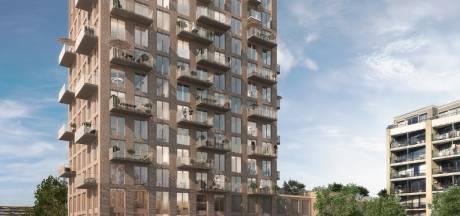 Nieuwe woontoren wijk Lage Land in Rotterdam gaat maandag in de verkoop