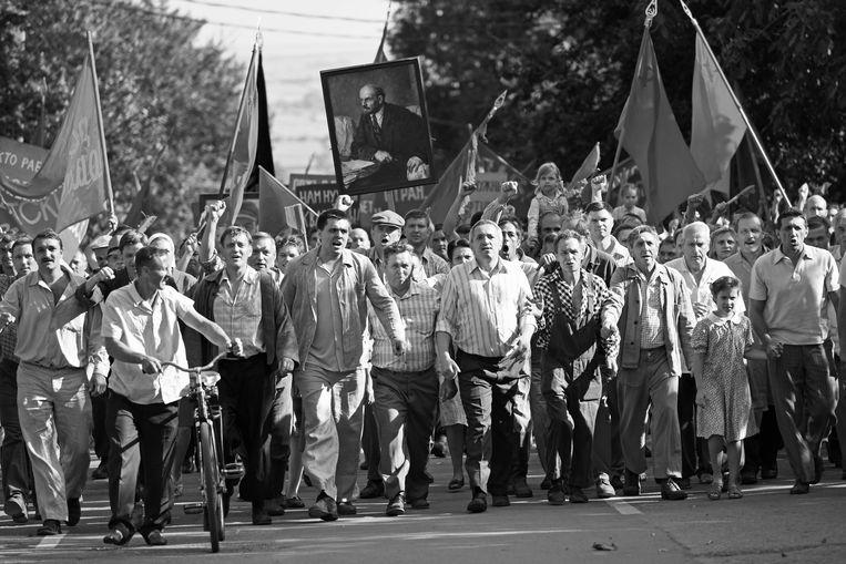 'Dear Comrades!' Beeld rv