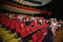1,5-metersetting in het Parktheater in Eindhoven.