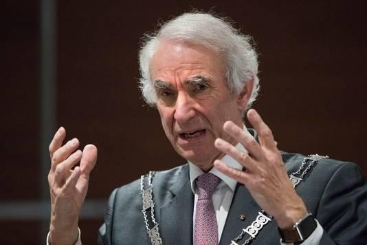 Gerd Leers, hier als waarnemend burgemeester van Brunssum.