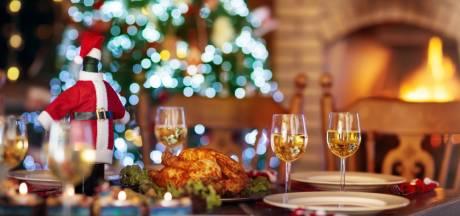 Stress over kerstdiner? Héél veel mensen houden het simpel