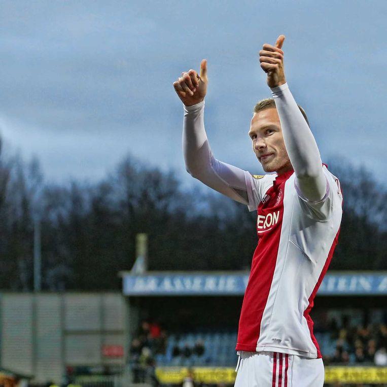 Van der Hoorn mag afreizen naar Wales om zijn transfer te bezegelen. Beeld anp