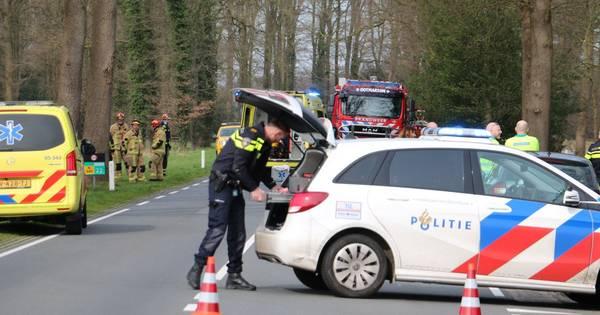 Automobilist omgekomen bij ongeval in Tilligte.