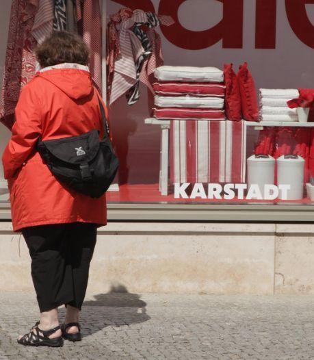 Duitsland profiteert van financiële crisis Europa