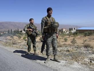 Twee Libanese soldaten gedood bij Syrische grens