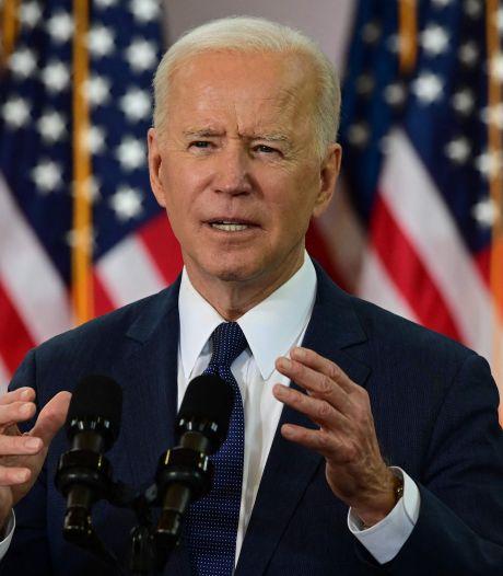 Biden appelle Poutine à la désescalade et à la stabilité