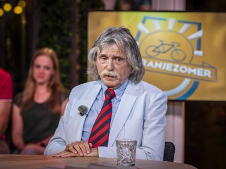 Johan Derksen krijgt beveiliging van werkgever John de Mol