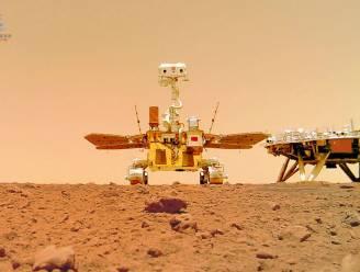 China stuurt aan op bemande missie naar Mars in 2033