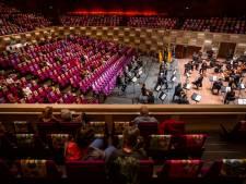Bezoekers vinden testen voor concert geen probleem: 'Blij dat we na zeven maanden weer mogen'