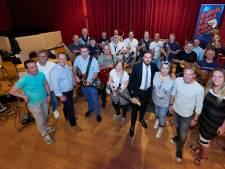 Valley Sound Big Band opent vrijdag feestweek, 'Roosendaalse Markt is onze feestzaal'