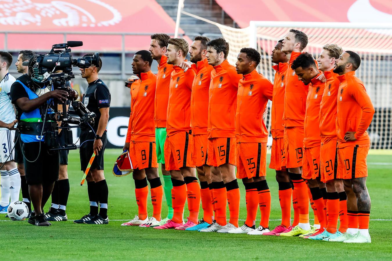 De Spelers van Oranje.