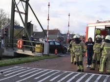 Twee personen naar ziekenhuis na ongeval in Geerdijk