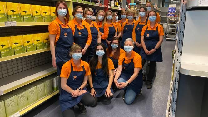 Vernieuwde OKay-supermarkt in Beernemstraat heropent vrijdag