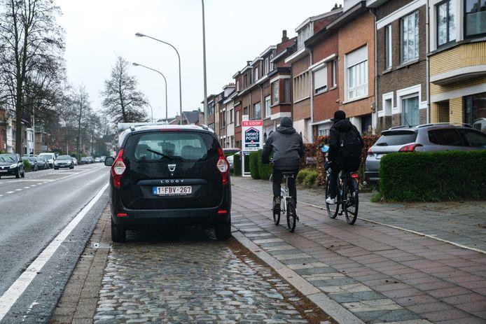 CD&V wil een geasfalteerd fietspad in de Oude Godstraat.