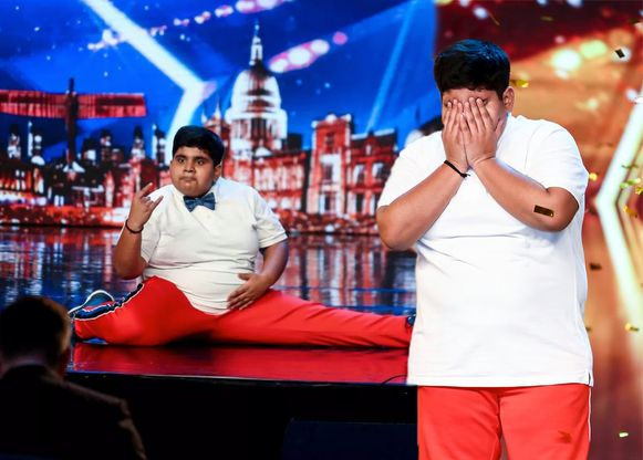 Akshat Singh 'Britain's Got Talent',