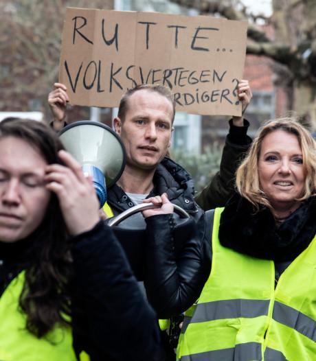 Gele Hesjesbeweging Nijmegen: 'Ze willen ons klein houden met hun fakenieuws'