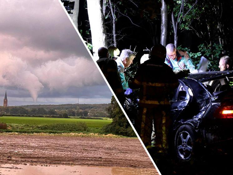 De Stentor Week Update: Amputatie op de snelweg en tornado in de Achterhoek