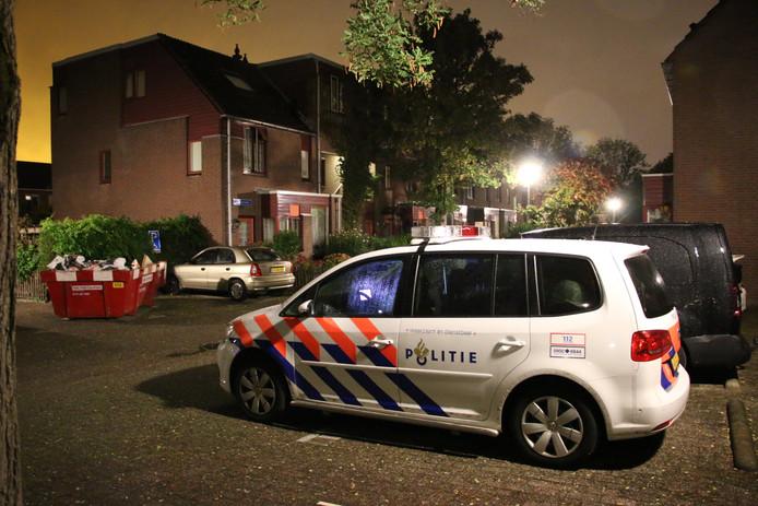 Man gewond bij schietpartij in woning Gaaistraat in Delft.