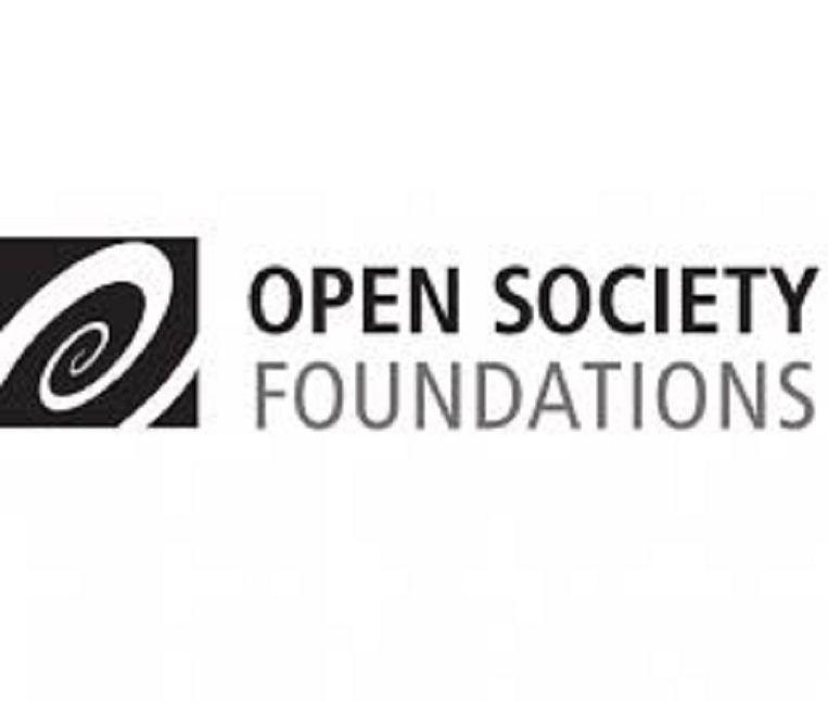 Logo Open Society Foundations. Beeld .